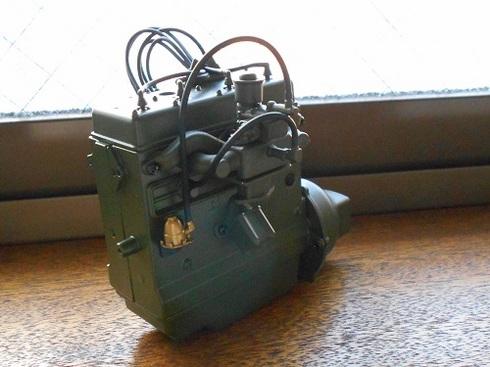 ジープを作る。冷却装置。.JPG
