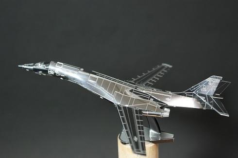 メタリック・ナノパズル・プレミアム・シリーズのアメリカ空軍 戦略爆撃.JPG