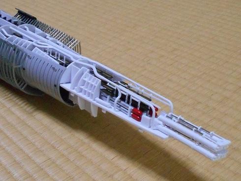 夫が作る模型・伊四〇〇.JPG